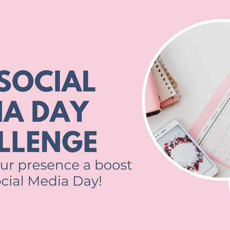 The Social Media Day Challenge