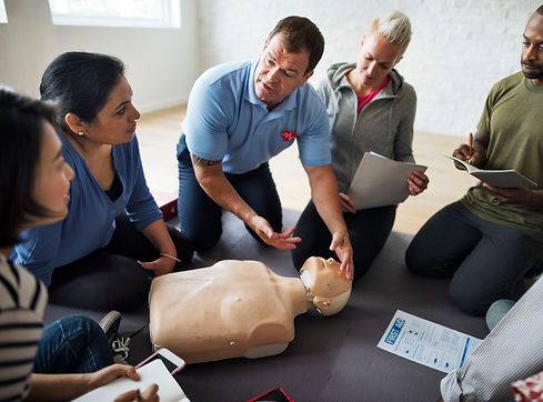 Basic First Aid Course @ SgFirstAid