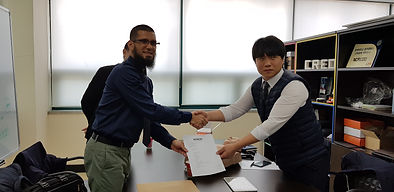Korean based med-tech corp CREDO collaboration with Singapore First Aid Training Centre