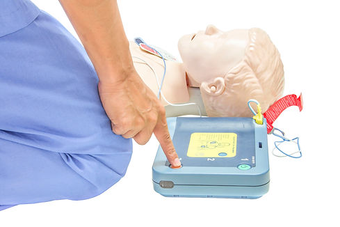 AHA Heartsaver CPR AED Course Course @ www.firstaidtraining.com.sg SgFirstAid
