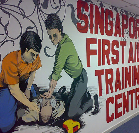 Beach Road Singapore First Aid Training Centre Opp The Concorde