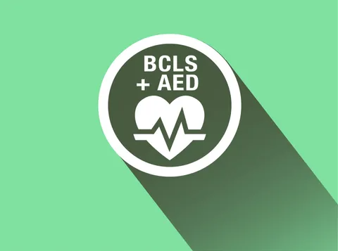 BCLS+AED Course