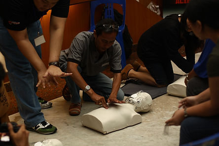 Singapore First Aid Training Centre Trainers First Aid CPR AED ACLS BCLS