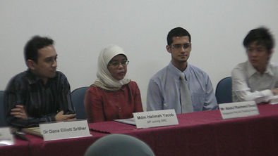 SgFirstAid with President Mdm Halimah Yacoob Press Conference
