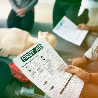CERT First Aid Course