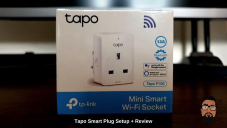 Tapo Smart Plug Setup + Review