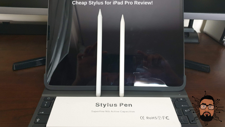Cheap Stylus for iPad Pro Review!