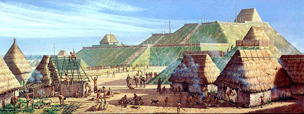 Cahokia-Michael-Hampshire-painting-1150.
