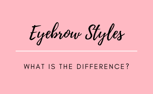 So Many Brow Styles! Which is Best For You?