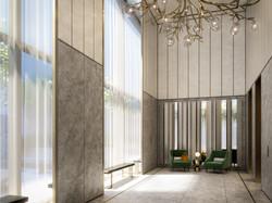 tower - elevator lobby