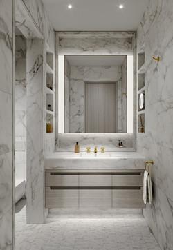 condo 3 - master bathroom 2