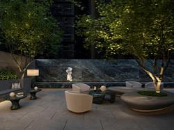 tower - amenity rear garden