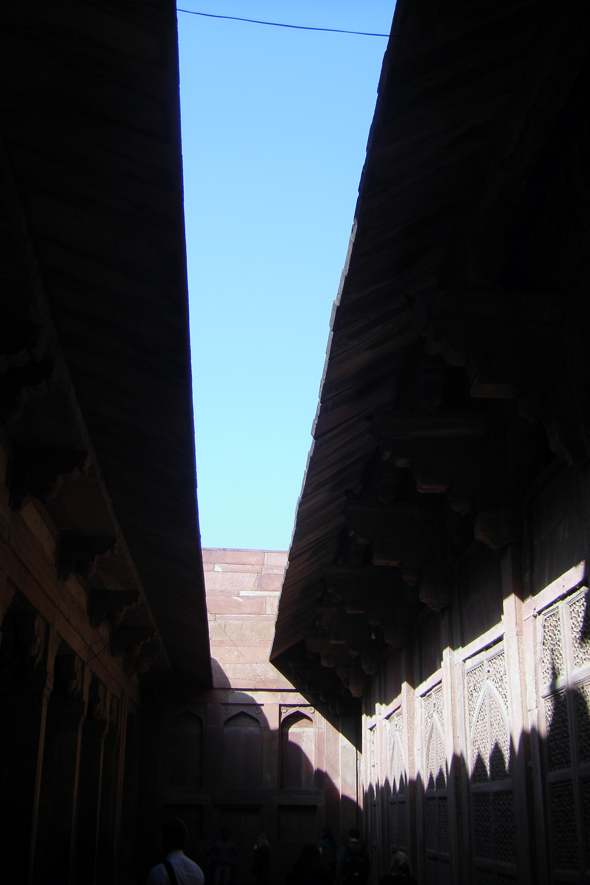 india shadows