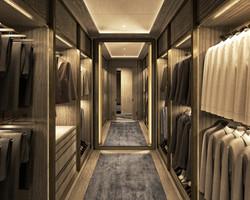 condo 1 - master closet