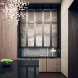 london condos - kitchen (view 2)
