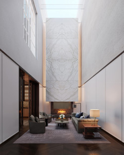 london condos - atrium living room 2