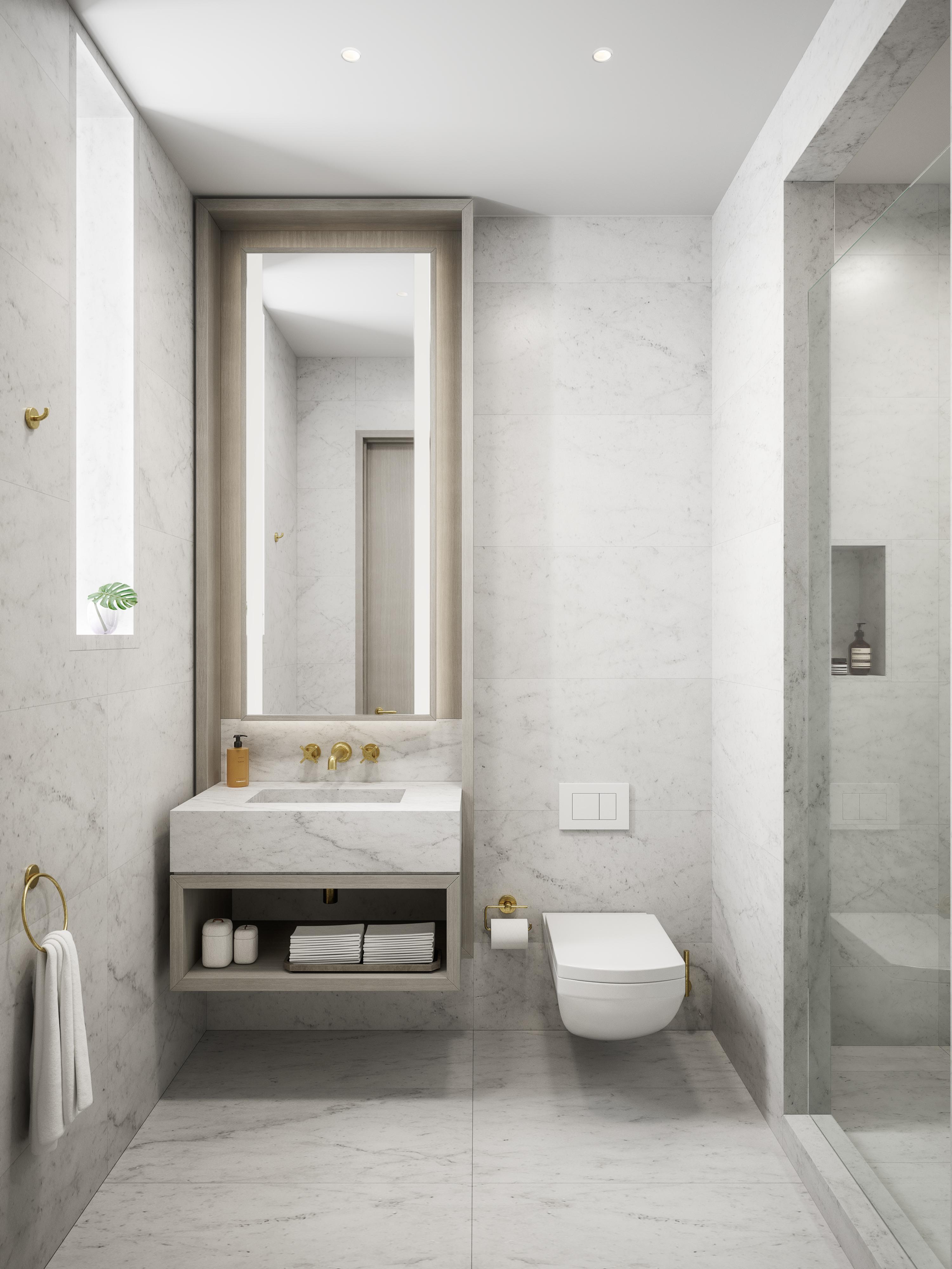 condo 3 - secondary bath 2