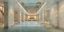 london condos - amenity pool