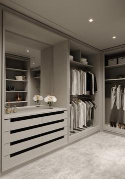 condo 3 - master closet 2 (view 2)