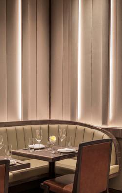 sette london - seating detail