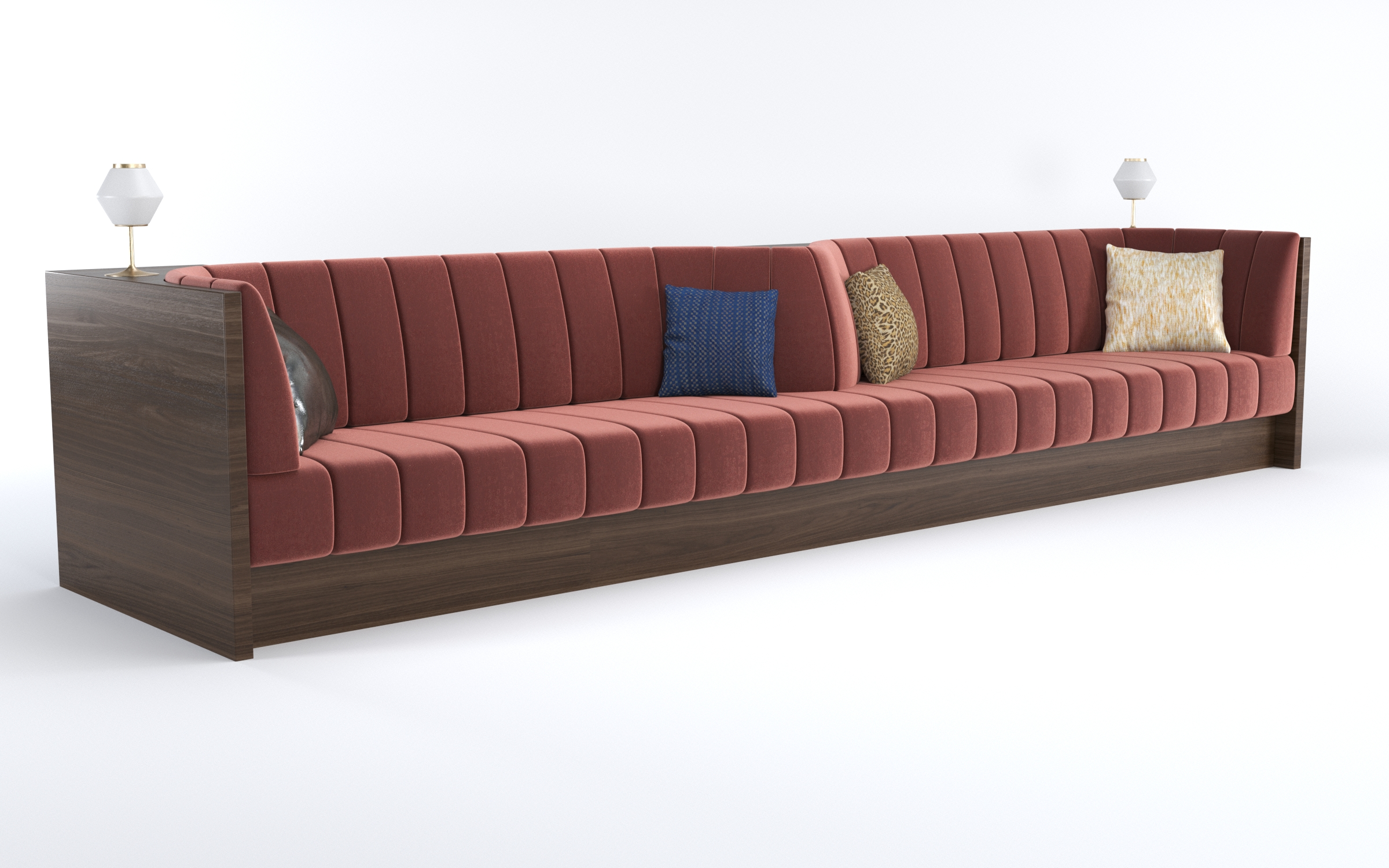lounge banquette