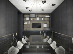 london condos - typical living room