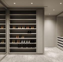 condo 3 - master closet 2 (view 3)