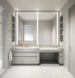 condo 3 - master bathroom 1