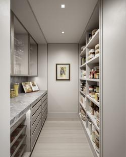 condo 3 - kitchen pantry
