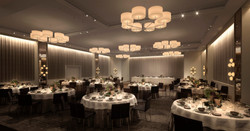 james hotel - ballroom