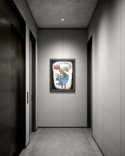 condo 3 - entry vestibule