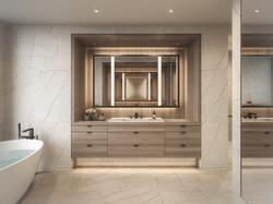 condo 2 - master bathroom 1