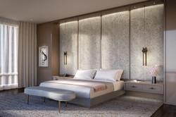 condo 2 - master bedroom