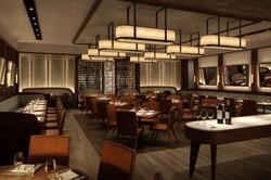sette london - dining room concept 2