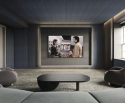condo 3 - media room