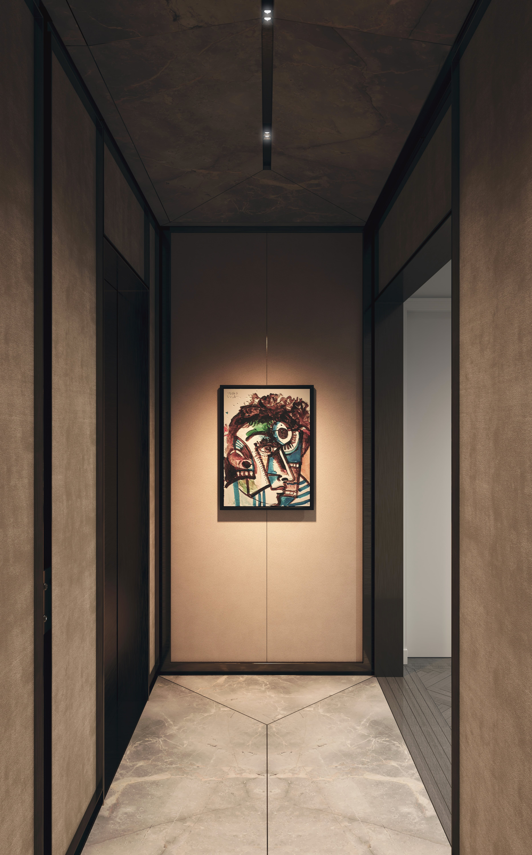 condo 1 - entry hall