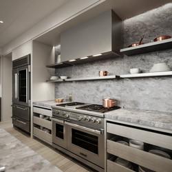 condo 3 - kitchen (view 1)