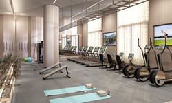 tower - amenity gym