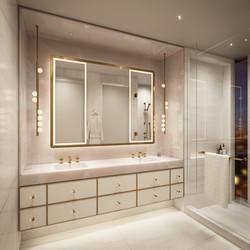 condo 2 - master bathroom 2