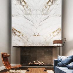 london condos - atrium living room detai