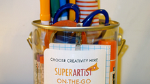 Challenge #30 -- SuperArtist On-The-Go