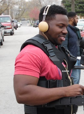 "Director - Donte ""Diesel"" Williams"
