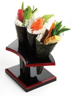 Hand gerolltes Sushi