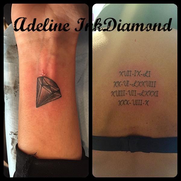 inkddiamond diamant