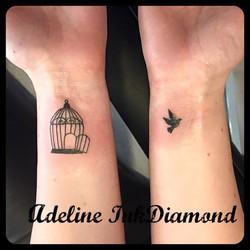 cage inkdiamond