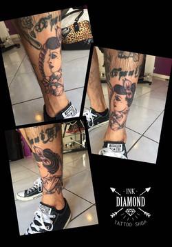 inkdiamond tattoo