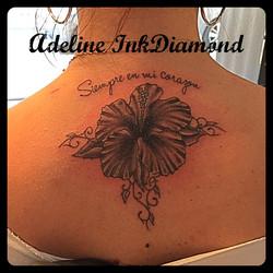 inkdiamond hibiscus