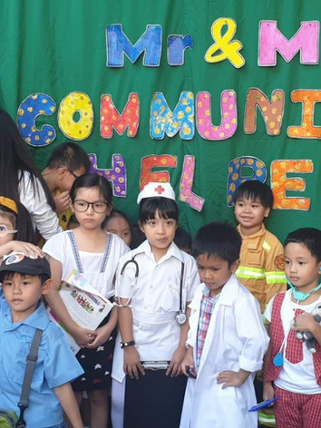 Community helpers day