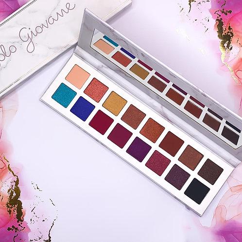 Solo Giovane Sweet 16 Palette