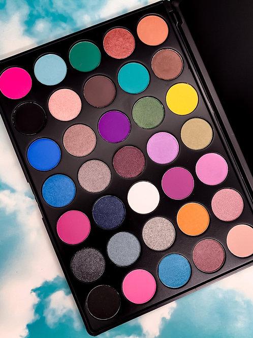 Unicorn High Pigment Eyeshadow Palette